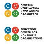 Centrum vzdelávania neziskových organizácií logo